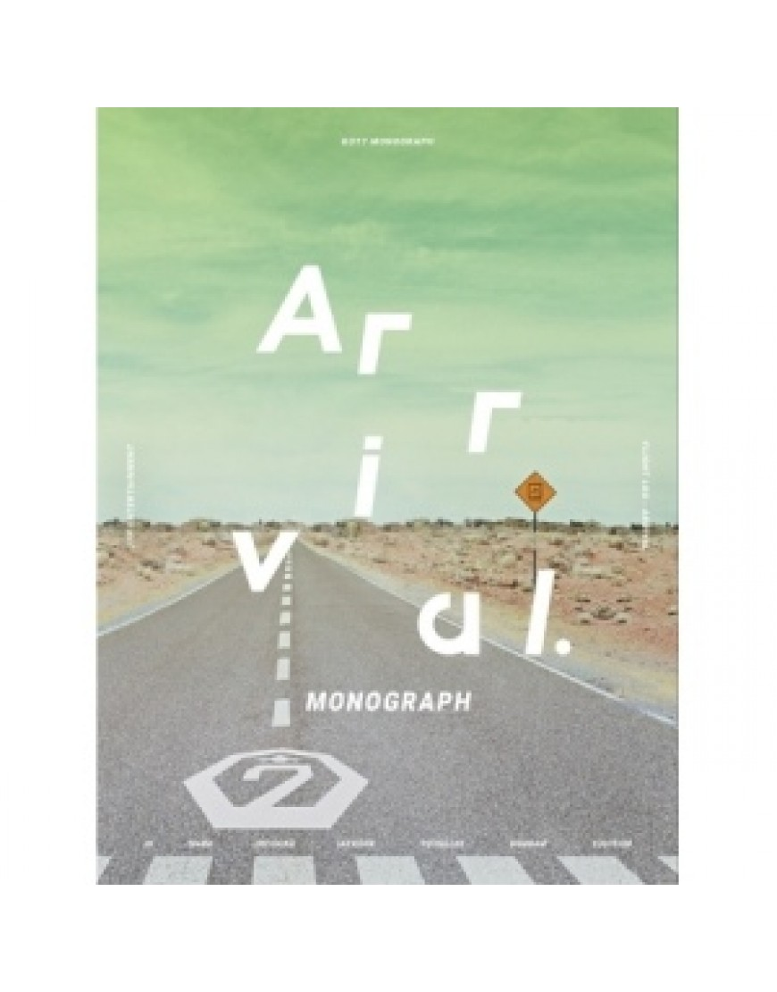 GOT7 - GOT7 MONOGRAPH Flight Log : Arrival (Limited Edition) popup