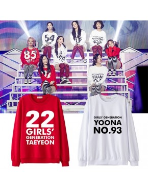Blusa Girls' Generation SNSD Holiday Night Membros