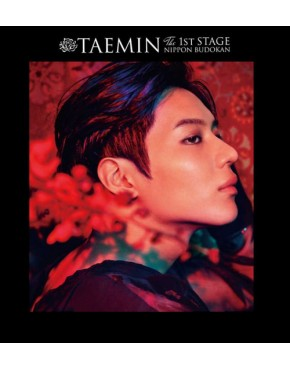 Taemin The 1st Stage Nippon Budokan [Regular Edition]