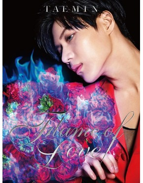 Taemin- Flame of Love [Limited Edition]