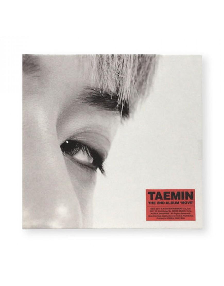 SHINEE : TAEMIN - Album Vol.2 [MOVE] ( Mood Version) popup