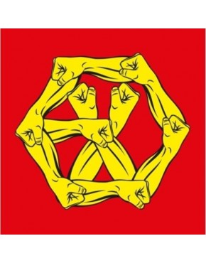 EXO - Album Vol.4 Repackage [THE WAR: The Power of Music] (Chinese Version)