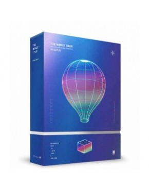 BTS LIVE TRILOGY EPISODE III THE WINGS TOUR IN SEOUL DVD