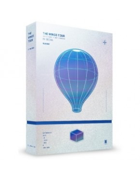 BTS LIVE TRILOGY EPISODE III THE WINGS TOUR IN SEOUL BLU-RAY DISC