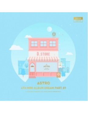ASTRO - Mini Album Vol.4 [Dream Part.01] (DAY version)