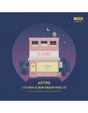 ASTRO - Mini Album Vol.4 [Dream Part.01] (NIGHT version)