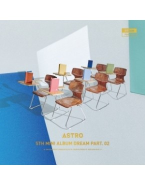 ASTRO - Mini Album Vol.5 [Dream Part.02] (Wish version)