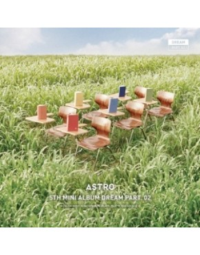 ASTRO - Mini Album Vol.5 [Dream Part.02] (Wind version)