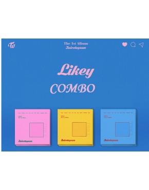 Combo TWICE - Album Vol.1 [twicetagram]
