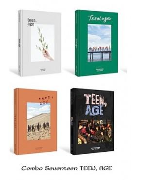 Combo Seventeen - Album Vol.2 [TEEN, AGE]