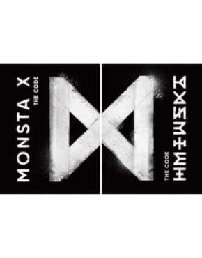 Combo MONSTA X - Mini Album Vol.5 [The Code]