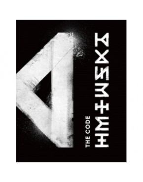 MONSTA X - Mini Album Vol.5 [The Code] (DE: CODE Version)