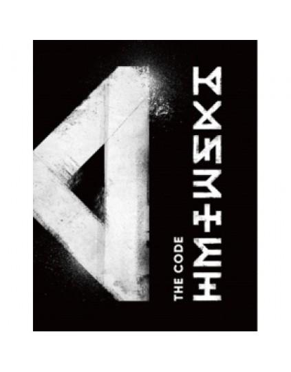 MONSTA X - Mini Album Vol.5 [The Code] (DE: CODE Version)