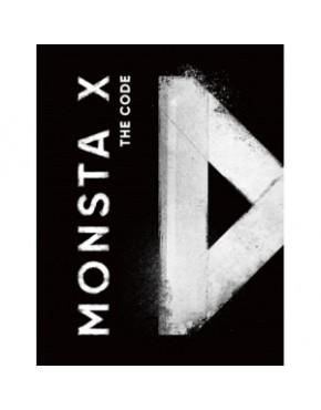 MONSTA X - Mini Album Vol.5 [The Code] (PROTOCOL TERMINAL Version)