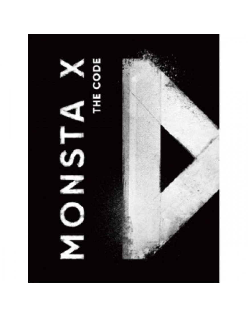 MONSTA X - Mini Album Vol.5 [The Code] (PROTOCOL TERMINAL Version) popup