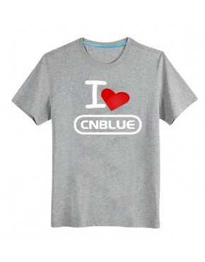 Camiseta I Love CNBLUE