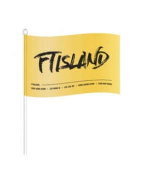 FTISLAND - PENTASTICK (YELLOW) [FTISLAND 10TH ANNIVERSARY