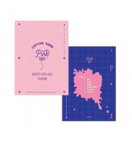Combo APINK - MINI ALBUM VOL.6 [PINK UP] (A + B VERSION)