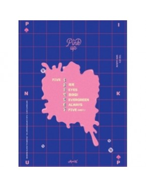 Apink - Mini Album Vol.6 [Pink Up] (B Version)
