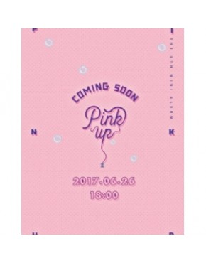 Apink - Mini Album Vol.6 [Pink Up] (A Version)