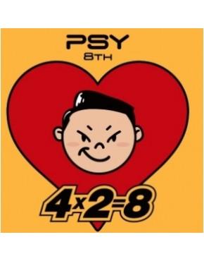 PSY - Album Vol.8 [4X2=8]