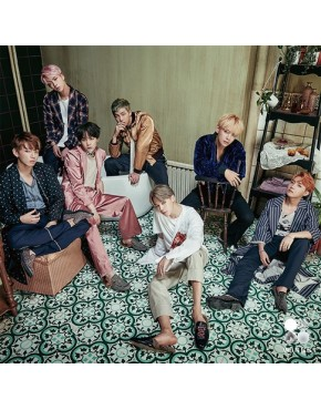BTS- Wings (Japanese Edition) [CD+DVD]