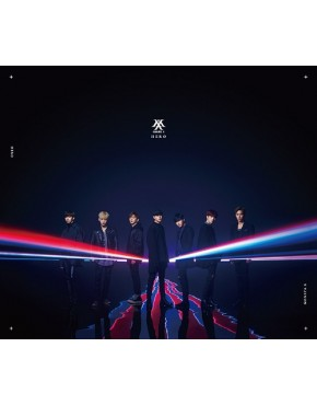 MONSTA X- HERO -Japanese - [w/ DVD, Limited Edition / Type B]