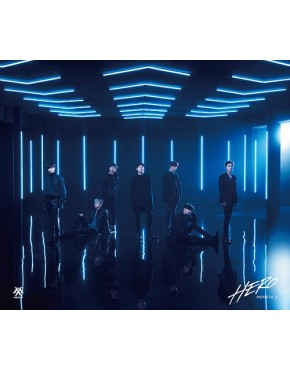 MONSTA X- HERO -Japanese ver.- [w/ DVD, Limited Edition / Type A]