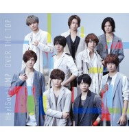 Hey! Say! JUMP- OVER THE TOP [Regular Edition]