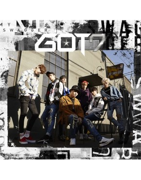 GOT7- My Swagger [w/ DVD, Limited Edition / Type A]