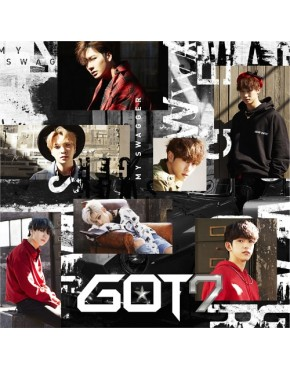 GOT7- My Swagger [w/ DVD, Limited Edition / Type B]