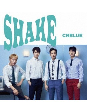 CNBLUE- Shake [Regular Edition]