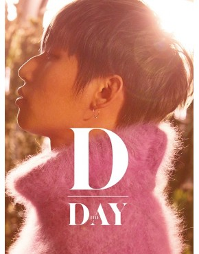 D-LITE (BIGBANG)- D-Day [CD+DVD]