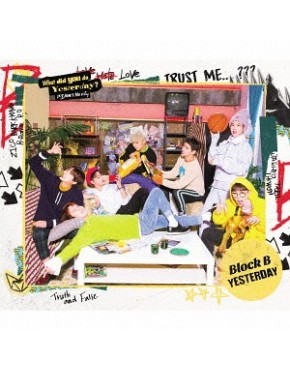 Block B- YESTERDAY [Limited Edition / Type B]