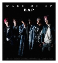 B.A.P- Wake Me Up [CD+DVD / Type A]