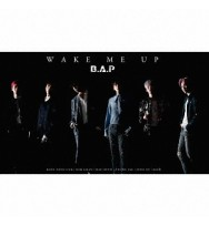 B.A.P- Wake Me Up [CD+GOODS] [Limited Edition]