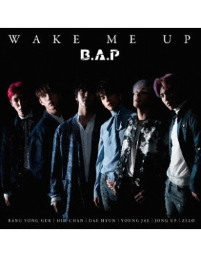 B.A.P- Wake Me Up [Type B]