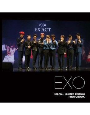 EXO - Special Limited Edition Photobook
