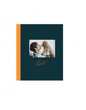 JYJ : Kim Jae Joong - Kim Jae Joong Photo Book [HERO]