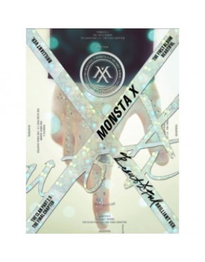 MONSTA X 1ST ALBUM - BEAUTIFUL (BRILLIANT VERSION)