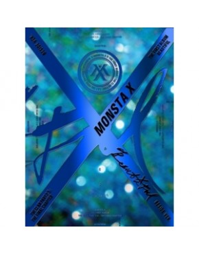 MONSTA X 1ST ALBUM - BEAUTIFUL (BESIDE VERSION)