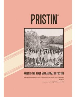 PRISTIN - Mini Album Vol.1 [HI! PRISTIN] (Elastin version)