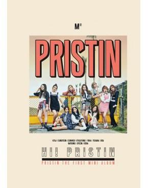 PRISTIN - Mini Album Vol.1 [HI! PRISTIN] (Prismatic version)
