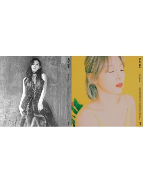 Combo Tae Yeon - Album Vol.1 [My Voice] (Fine+ I Got Love version)