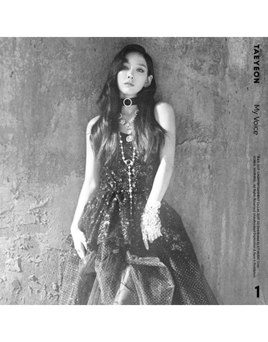 Girls' Generation : Tae Yeon - Album Vol.1 [My Voice] (I Got Love version) popup
