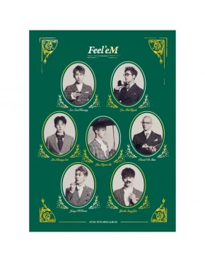 BTOB - Mini Album Vol.10 [Feel'eM]