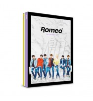 ROMEO - Mini Album Vol.4 [WITHOUT U] (Night version)