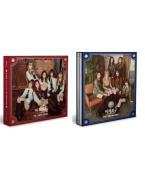 COMBO GFRIEND - Mini Album Vol.4 [THE AWAKENING] (Knight+ Military version)