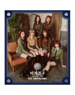 GFRIEND - Mini Album Vol.4 [THE AWAKENING] (Military version)