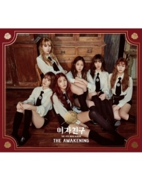 GFRIEND - Mini Album Vol.4 [THE AWAKENING] (Knight version)